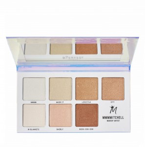 BPerfect Cosmetics MMMitchel Sub Zero Highlight Palette