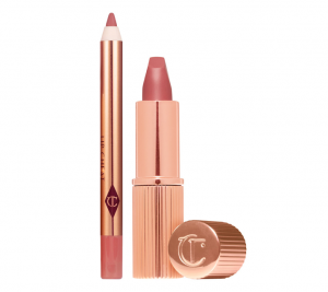 Charlotte Tilbury Mini Pillow Talk Lipstick & Liner Set