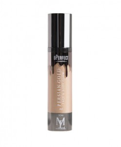 BPerfect The Label Persian Gold Face & Body Glow ARI