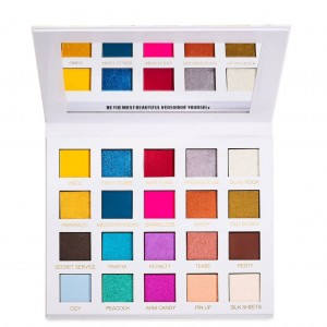 Scott Barnes COLOUR BOMB N°1 - Eyeshadow Palette