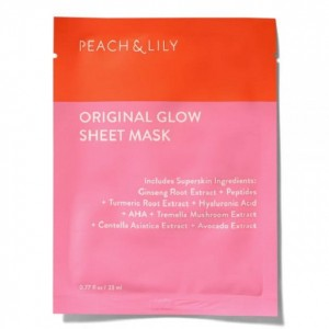 Peach & Lily Original Glow Sheet Mask