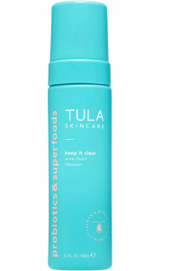 TULA Keep It Clear Acne Foam Cleanser
