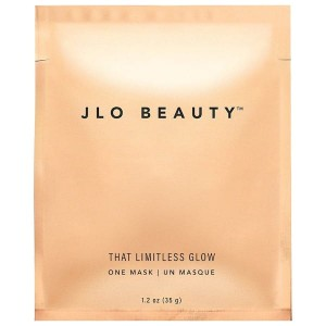 JLo Beauty That Limitless Glow Sheet Mask 1 szt