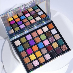 BPerfect Cosmetics Dream Big Manifest II Palette