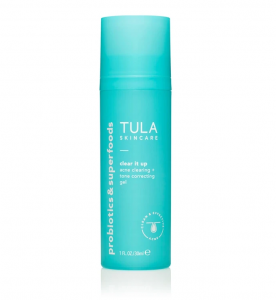 TULA Clear It Up Acne Clearing & Tone Correcting Gel