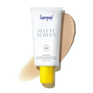 Supergoop! Smooth and Poreless 100% Mineral Matte Screen SPF 40
