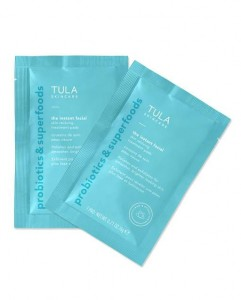 Tula Dual-Phase Skin Reviving Treatment Pads 1szt